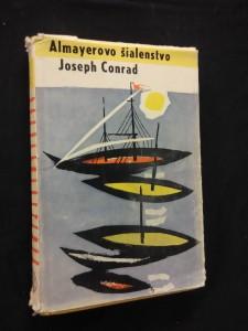 náhled knihy - Almayerovo šialenstvo (Ocpl, 262 s.)