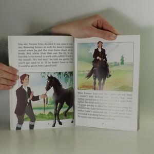 antikvární kniha Black Beauty, neuveden