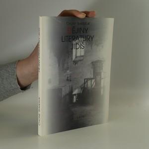 náhled knihy - Dějiny literatury jidiš