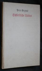 náhled knihy - Die schlesischen Lieder