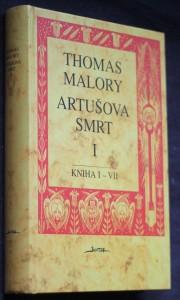 náhled knihy - Artušova smrt I.