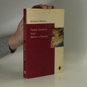 náhled knihy - Česká literatura mezi Němci a Slovany