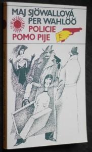 náhled knihy - Policie pomo pije