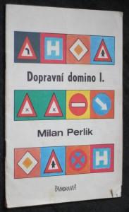 náhled knihy - Dopravní domino I.