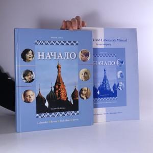 náhled knihy - Nachalo. Book one. Workbook and laboratory manual. (2 svazky)
