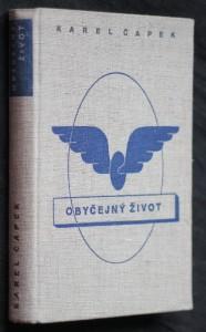 náhled knihy - Obyčejný život