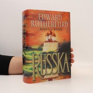 náhled knihy - Russka : román o Rusku