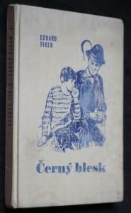 náhled knihy - Černý blesk. I. díl