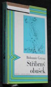 náhled knihy - Stříbrný obušek