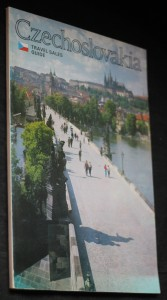 náhled knihy - Czechoslovakia. Travel sales guide