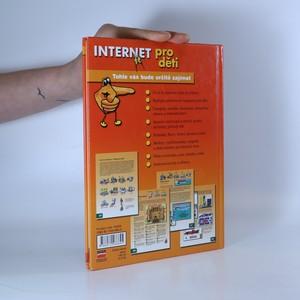 antikvární kniha Internet pro děti, neuveden