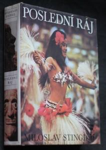 náhled knihy - Poslední ráj : Polynésie mezi včerejškem a zítřkem