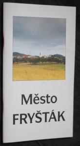 náhled knihy - Město Fryšták