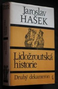 náhled knihy - Druhý dekameron ; Lidožroutská historie : parodie, morytáty a banality