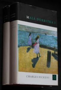 náhled knihy - Malá Dorritka. I.-II. díl