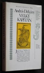 náhled knihy - Velký kapitán : život Ferdinanda Magellana