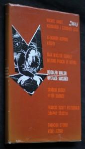 náhled knihy - Operace Masakr