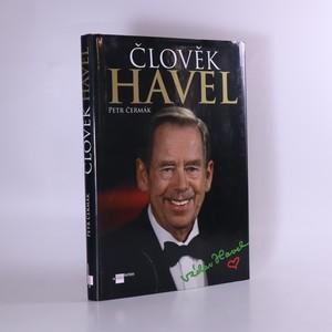 náhled knihy - Člověk Havel