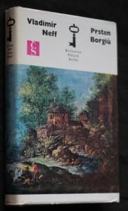 náhled knihy - Prsten Borgiů : další příběhy Petra Kukaně z Kukaně