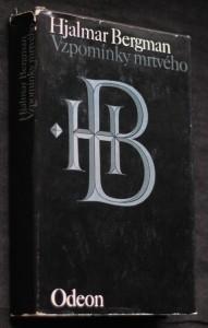 náhled knihy - Vzpomínky mrtvého