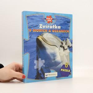 náhled knihy - Zvířátka v mořích a oceánech : knížka s puzzle