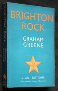 náhled knihy - Brighton rock