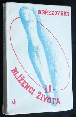 náhled knihy - Blíženci života