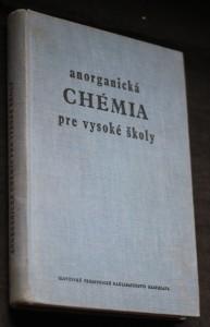 náhled knihy - Anorganická chémia pre vysoké školy