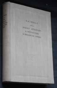 náhled knihy - Otázky struktury a mechanismu v organické chemii