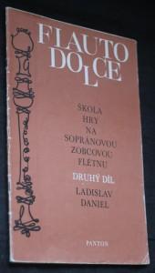 náhled knihy - Škola hry na sopránovou zobcovou flétnu, 2. díl