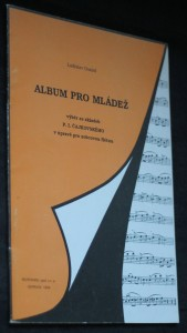 náhled knihy - Album pro mládež Výběr ze skladeb P.I.Čajkovského v úpravě pro zobcovou flétnu