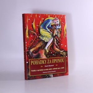 náhled knihy - Pohádky za oponou : pohádky a vyprávěnky na motivy našich i světových oper a baletů