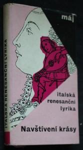náhled knihy - Navštívení krásy : (italská renesanční lyrika)