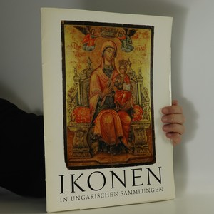 náhled knihy - Ikonen in ungarischen sammlungen