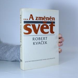 náhled knihy - A změněn svět