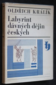 náhled knihy - Labyrint dávných dějin českých