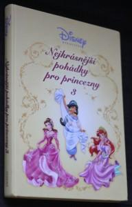 náhled knihy - Nejkrásnější pohádky pro princezny 3