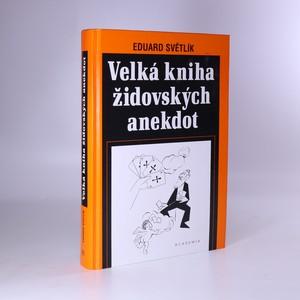 náhled knihy - Velká kniha židovských anekdot