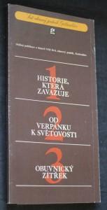 Svit, oborový podnik Gottwaldov : třídílná publikace o historii VHJ Svit