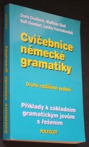 náhled knihy - Cvičebnice německé gramatiky : příklady k základním gramatickým jevům s řešením