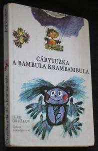 náhled knihy - Čárytužka a Bambula Krambambula