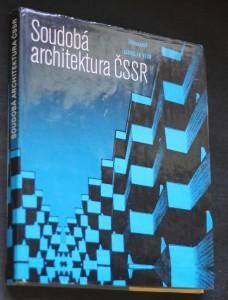 náhled knihy - Soudobá architektura ČSSR : [Fot. publikace]