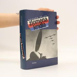 náhled knihy - Zlomená křídla