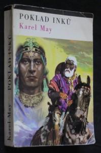 náhled knihy - Poklad Inků