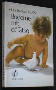 náhled knihy - Budeme mít děťátko