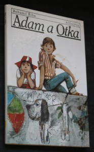 náhled knihy - Adam a Otka : pro čtenáře od 7 let : četba pro žáky zákl. škol