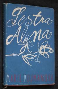 náhled knihy - Sestra Alena
