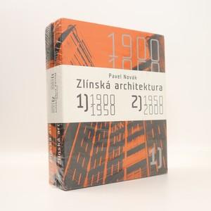 náhled knihy - Zlínská architektura 1. a 2. díl (komplet, 2 svazky, viz foto)