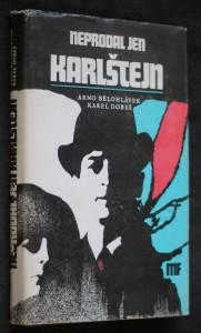 náhled knihy - Neprodal jen Karlštejn : literární koláž o Harry Jelínkovi