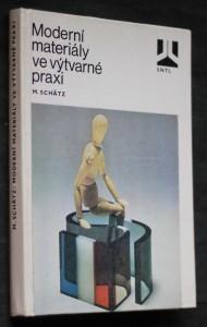 náhled knihy - Moderní materiály ve výtvarné praxi